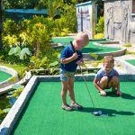 Minigolf im Amiana Resort