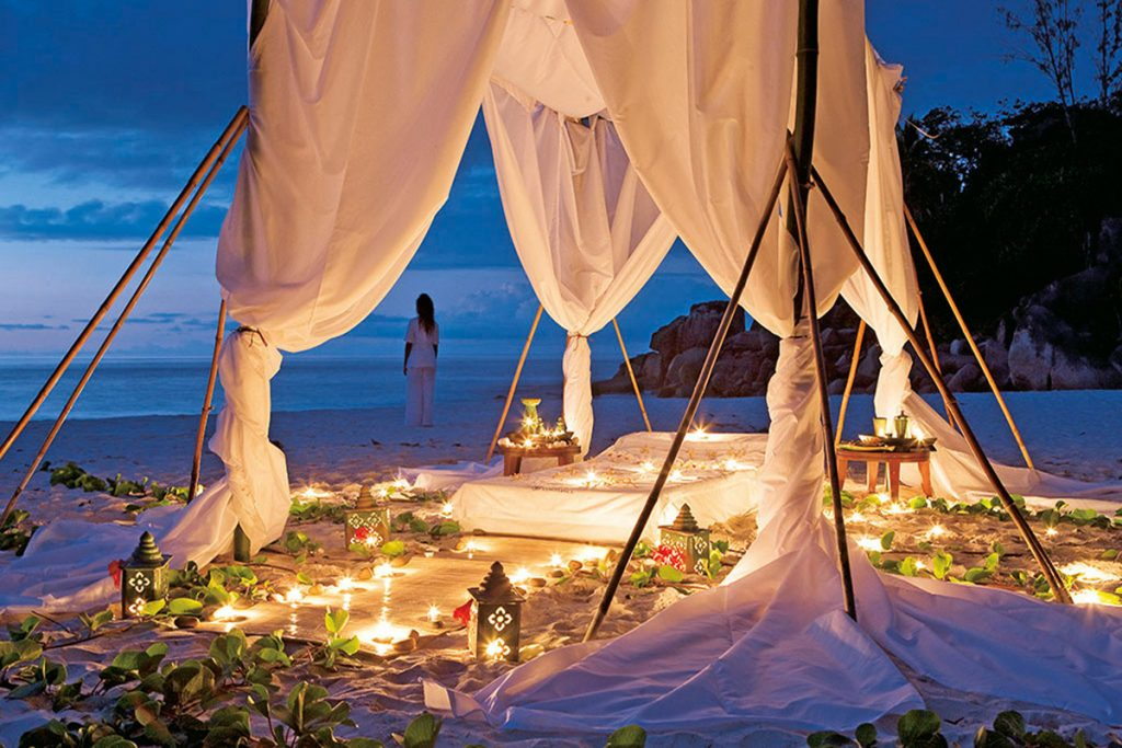 Destination Wedding & Honeymooner-Specials – Constance Lémuria Seychelles